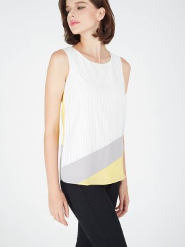 SUNZ STRIPED TOP