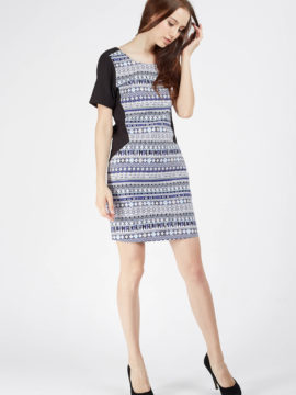 ROSALIE PRINTED DRESS