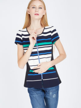 ECHO STRIPE TOP