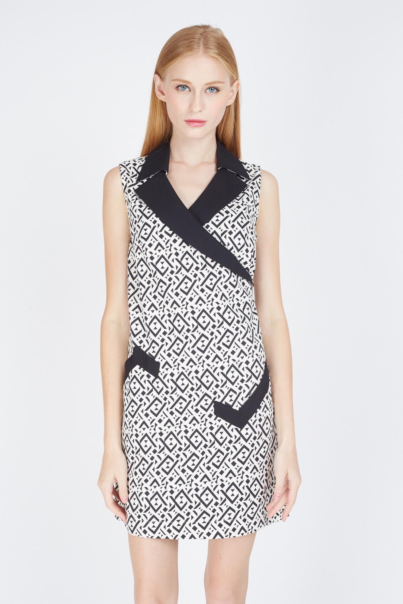 ELLAH PRINTED DRESS