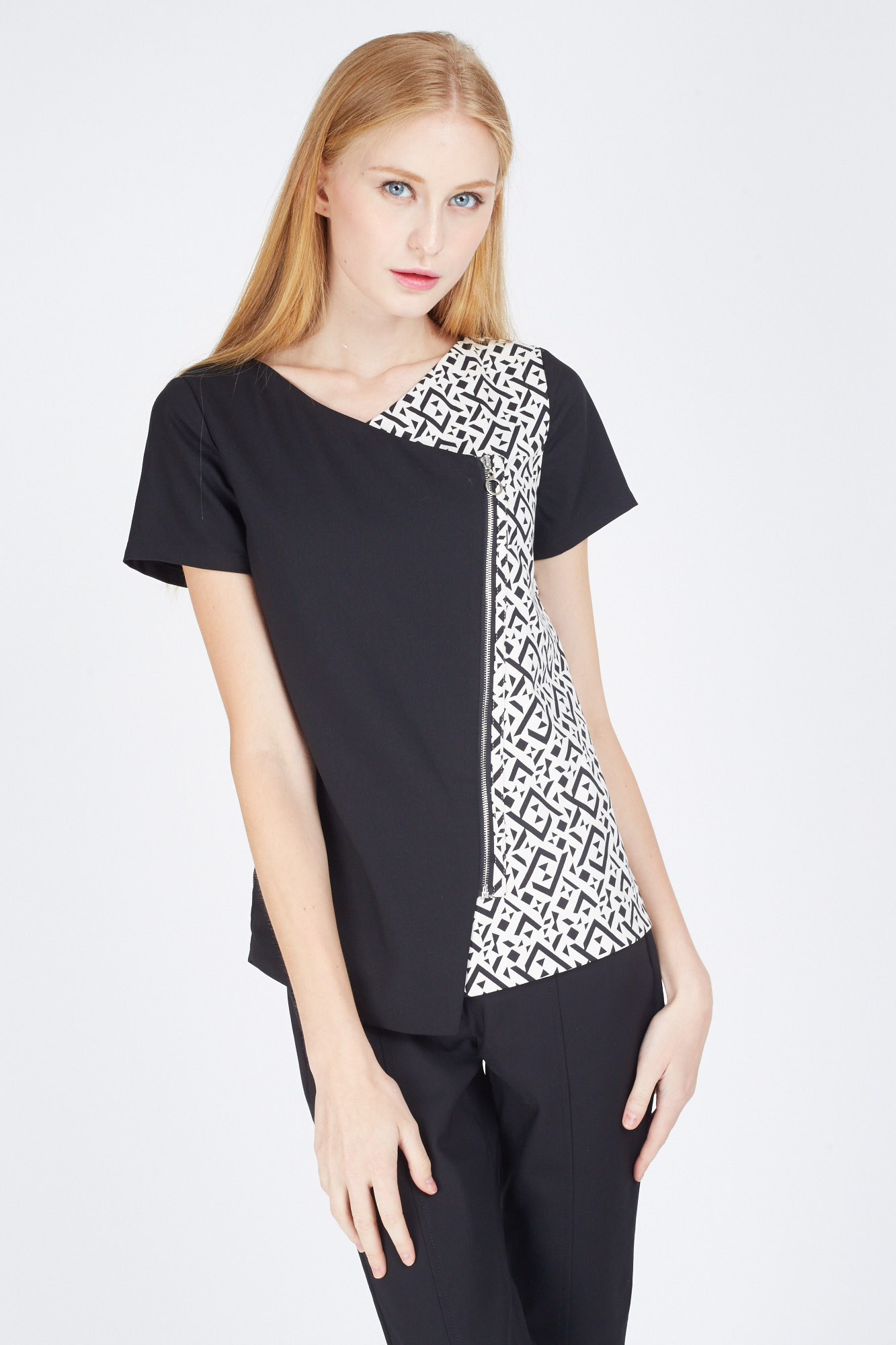ERIN PRINTED TOP