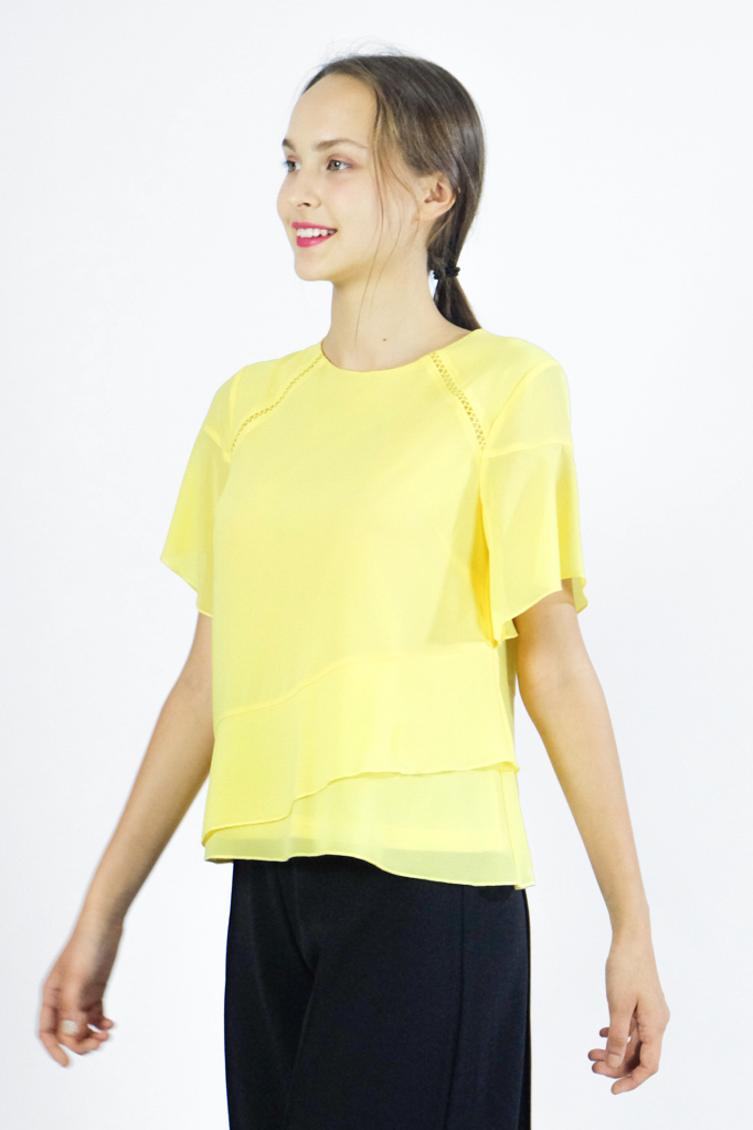 EIRA GEORGETTE TOP